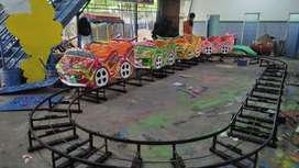 RAA Mini coaster odong odong robocar tayo