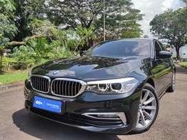 [OLX Autos] BMW 520i 2019 2.0  Luxury Bensin A/T Hitam #Toko Mobil