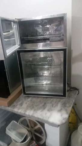 Elictronic baking oven made in japan dul door R