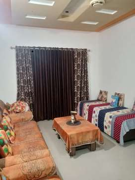 ISKON Just 4 minutes walking distance.A 2 BHK fully furnished flatsale