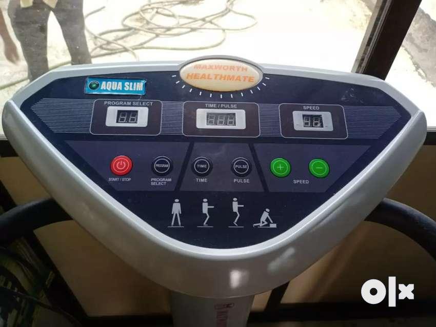 Multiple Exercise Machine 0