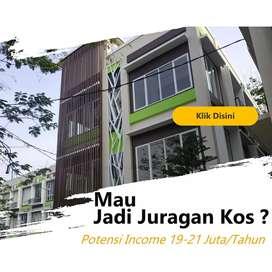 Apartemen kos berdekatan dengan kampus IPB cocok untuk investasi