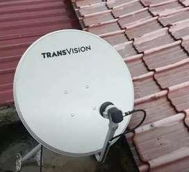 SUPER PROMO TRANSVISION HD GRESIK FULL BONUS