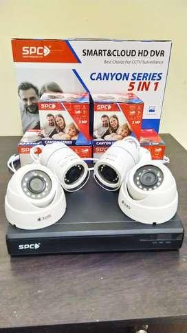 CCTV  PROMO PAKET 2 KAMERA 2MP
