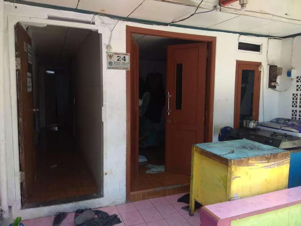 rumah kontrakan dua lantai siap huni