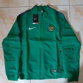 Jaket nike timnas indonesia player issue/official