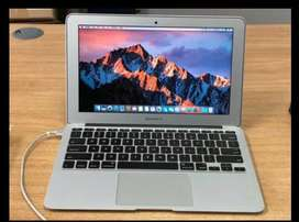 Macbook Air intel i5 new condition