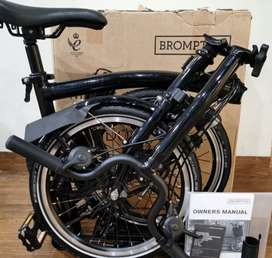Sepeda bromptonM6R BE
