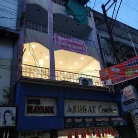 Shops Available in Banjari Chowk, Wholesale Market, Raipur.