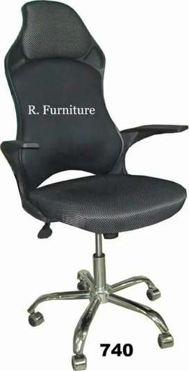 R_740 Imported office chair _ Office table sofa r available also