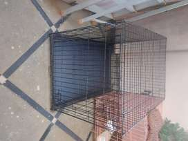 Big Dog Cage New Piece
