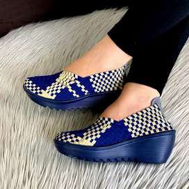 Sandal wedges casual