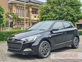 Hyundai i20 GL 2016 AT Hitam Istimewa Km Rendah