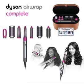 Dyson air wrap complete edition/ catokan/ curly