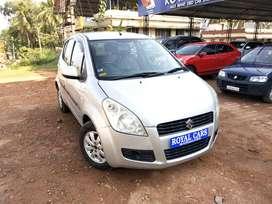 Maruti Suzuki Ritz Zxi BS-IV, 2010, Petrol