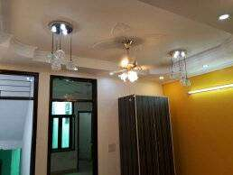 2 BHK Semi Furnished Flat for Rent in Saket