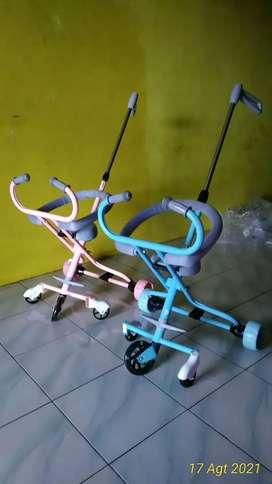 Stroller anak exotic