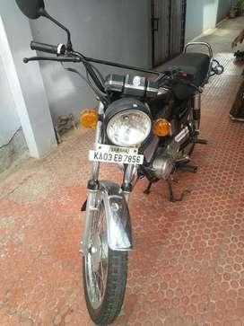 Yamaha RX 135-5 speed