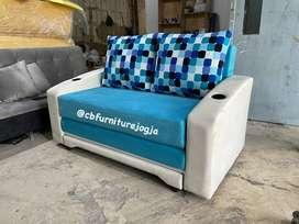 sofa bed , ready stock