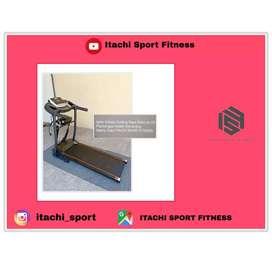 Treadmill Elektrik Series Verona 1245 ( COD Bringin  )