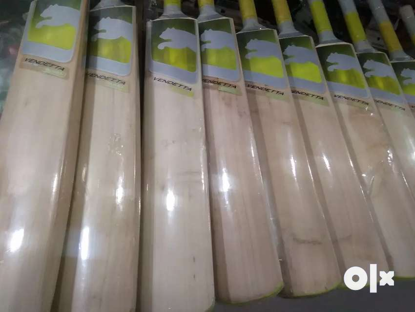 Puma English Willow cricket bat full size stock clearance Sale 0