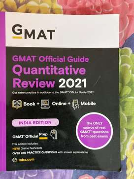 GMAT 2021 All 3 Official Guides