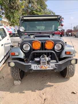 Mahindra Thar DI 4WD, 2005, Diesel
