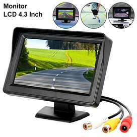 "LCD Monitor 4.3"" Car Rear View Monitor Parkir Mobil"