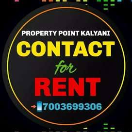Contact for any type of rent in kalyani township