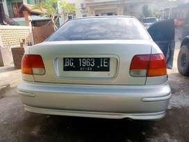 Jual cepat mobil sedan Honda Civic th 1998 tanpa perantara