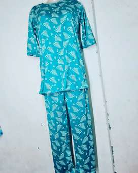 Ladies night suit good quality mulyi cotin all suit