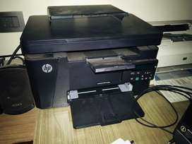 Hp laser jet pro 126 nw