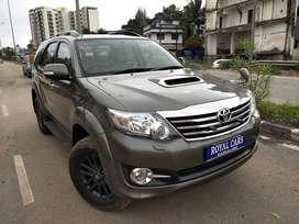 Toyota Fortuner 4x2 AT, 2015, Diesel