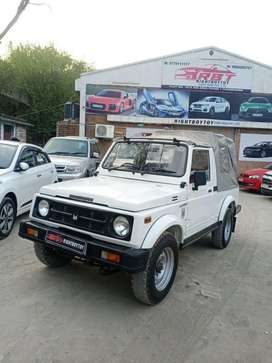Maruti Suzuki Gypsy King Soft Top BSII, 2007, Petrol