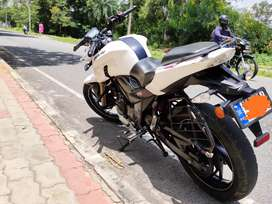 Apache RTR 200 NS, 2 years 7 months