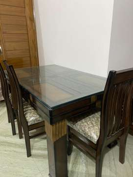Newly dining table