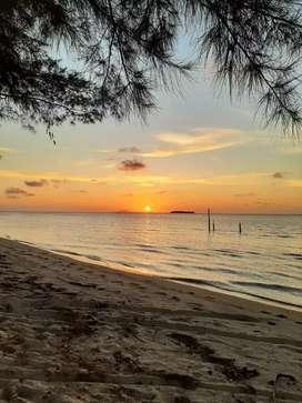 Pantai pariwisata di Natuna