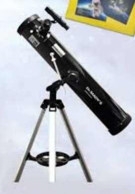 DR. Mady's Telescope