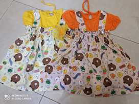 Dress anak 1-2thn