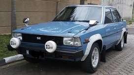 Corolla DX Rally Style