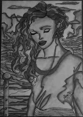 Art Drowning