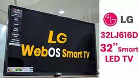"""LG webos smart 32"""" LED TV With magic Remote"""