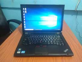Laptop Bandel Lenovo Thinkpad T430 Core I5 Ram 4  Gb Keyboar Backlight
