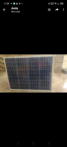 panel surya 50 wp poly merk sunwatt