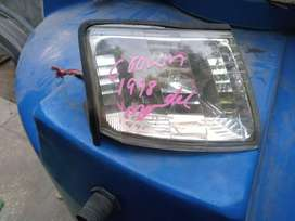 Toyota Crown parking lights for model 1995-1999 only. No SMS.