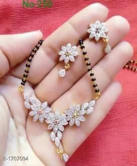 Beautiful womens mangalsutra cash on delivery is available
