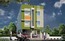 2BHK Apartment for sale in mangadu