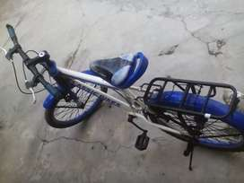 Hello my new bicycle great in drifting great i n looking simple price