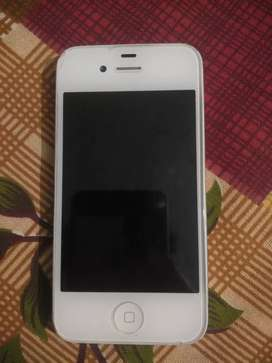 iPhone 4s (Good Condition)