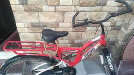 Bicycle with good condition